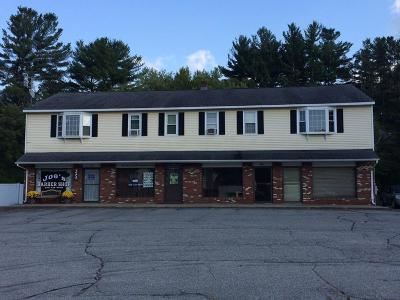MA-Worcester County Commercial For Sale: 342-350 Providence Road