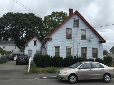 Braintree Multi Family Home Under Agreement: 31-33 Tremont St