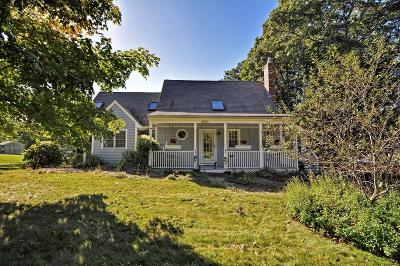 Plymouth Single Family Home Under Agreement: 35 Elliot Ln