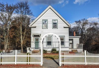 Holbrook Single Family Home Under Agreement: 208 Plymouth St