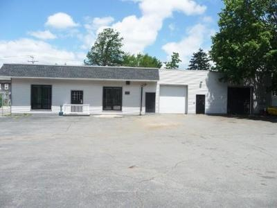 MA-Bristol County Commercial For Sale: 485-489 Kempton St