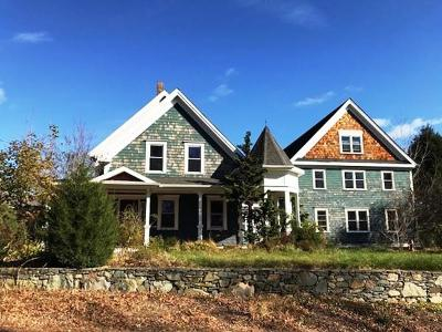 Bridgewater Single Family Home Under Agreement: 579 Oak St