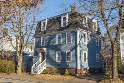 Manchester, Essex Multi Family Home For Sale: 23 School Street