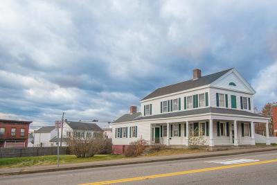 East Bridgewater Single Family Home For Sale: 41 Bedford St