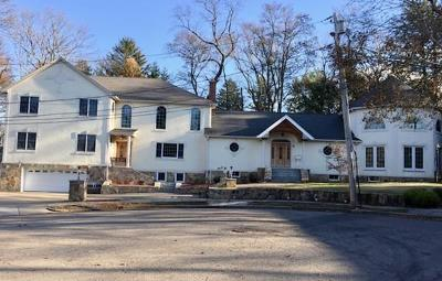 Newton Single Family Home For Sale: 58 Jane Rd