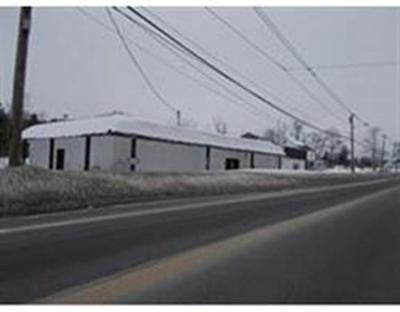 MA-Worcester County Commercial For Sale: 503 Main St