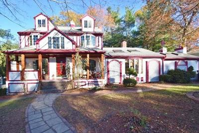 Randolph Single Family Home For Sale: 6 Michelle Lane