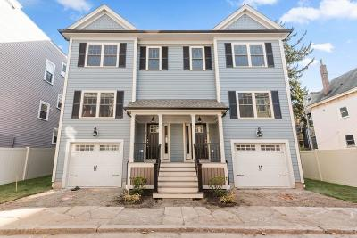 Condo/Townhouse Contingent: 17 Haverford St. #17