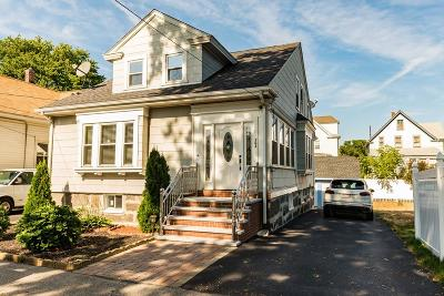 Quincy Single Family Home For Sale: 264 Belmont St