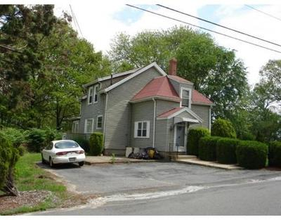 Saugus Single Family Home Under Agreement: 12 Old County