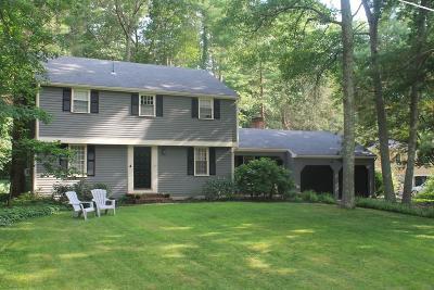 Hingham Single Family Home For Sale: 4 Flintlock Circle