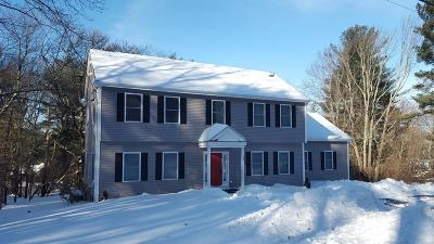 Sudbury MA Single Family Home For Sale: $919,900