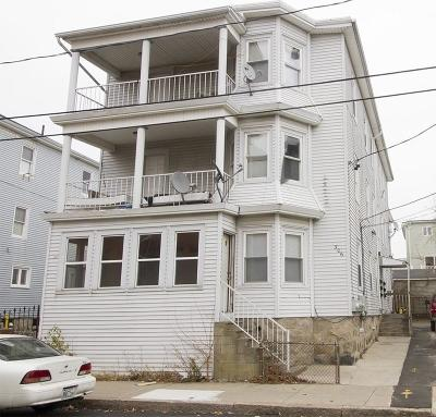 Fall River Multi Family Home For Sale: 306 Harrison St