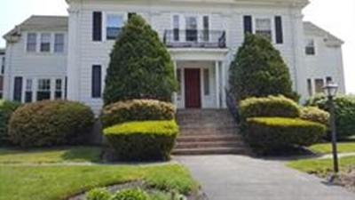 Weymouth Condo/Townhouse Under Agreement: 275 Neck St #B6