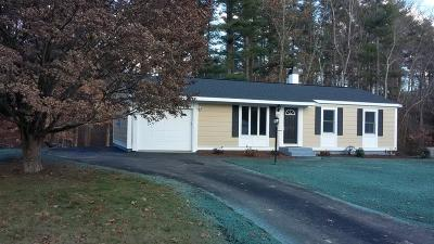 Hanover Single Family Home For Sale: 80 Brook Circle