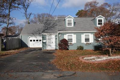 Bourne Single Family Home For Sale: 7 Blueberry Rd