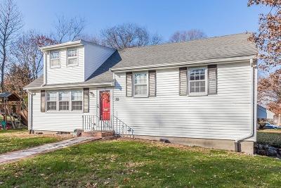 Milton Single Family Home For Sale: 55 Harbor View Park