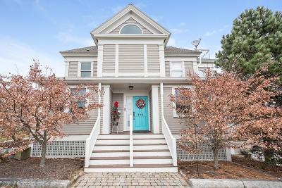 Gloucester MA Condo/Townhouse For Sale: $529,000
