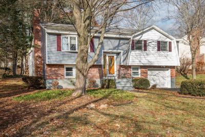 Burlington Single Family Home Contingent: 18 Freeport Dr
