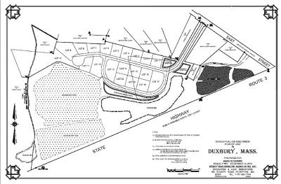 Duxbury Residential Lots & Land Under Agreement: East St