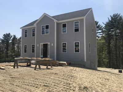 Middleboro Single Family Home For Sale: Lot 1 Plymouth St