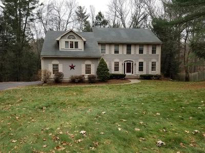 Andover Single Family Home For Sale: 19 Ravens Bluff