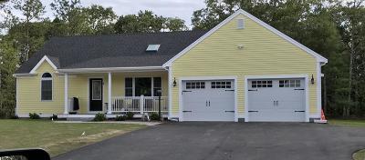 MA-Barnstable County Single Family Home Under Agreement: Lot 2 Faith's Way