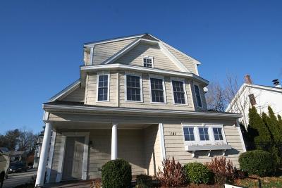 Burlington Rental For Rent: 141 Cambridge St. #A