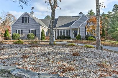 MA-Barnstable County Single Family Home For Sale: 73 Cranberry Run