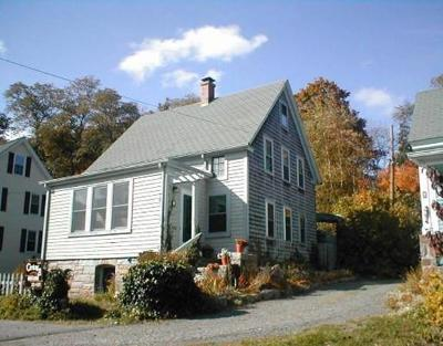 Gloucester Single Family Home Under Agreement: 7 Vale Ct