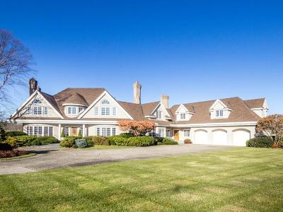 Dedham Single Family Home For Sale: 255 Country Club Road
