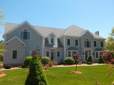 Holliston Single Family Home For Sale: Lot 12 Deer Run