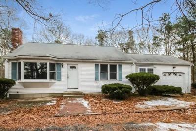 Yarmouth MA Single Family Home New: $167,000