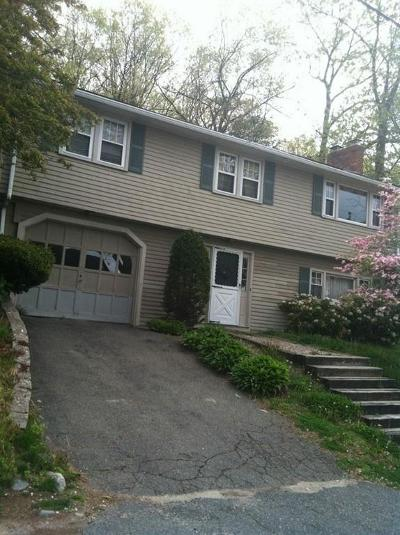 Waltham Single Family Home For Sale: 67 Gregory