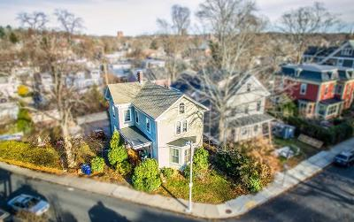 MA-Suffolk County Single Family Home For Sale: 8 Alveston St