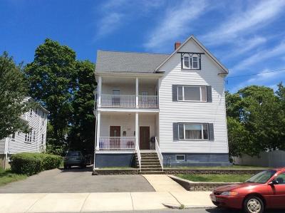 Malden Rental For Rent: 110 Laurel St #2