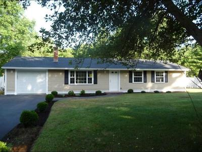 Carver Single Family Home For Sale: 66 Fosdick Rd