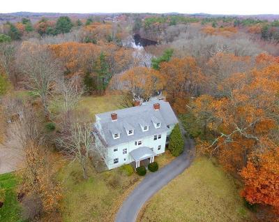 Dedham Single Family Home For Sale: 561 Bridge