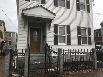 Cambridge Multi Family Home For Sale: 87 Gore St