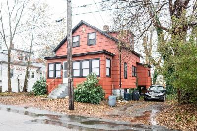 Brockton Single Family Home New: 176 Bourne St