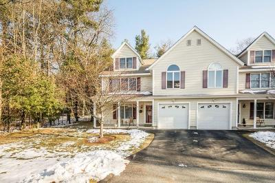 Reading MA Condo/Townhouse For Sale: $499,900
