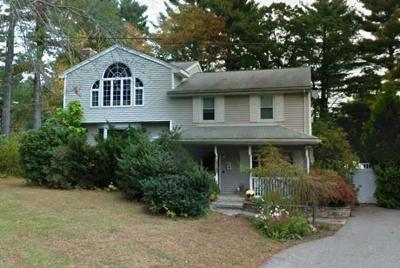 Holliston Single Family Home Price Changed: 75 Wilkins Rd