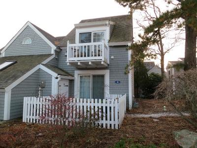 Mashpee Condo/Townhouse For Sale: 4 Hyannis Point Rd #4