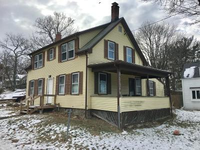 Cohasset, Weymouth, Braintree, Quincy, Milton, Holbrook, Randolph, Avon, Canton, Stoughton Single Family Home New: 20 Keith St