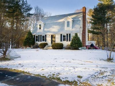 Foxboro Single Family Home New: 6 Iris Ln