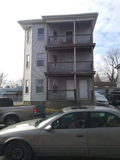 Multi Family Home Under Agreement: 180-182 North Warren Ave