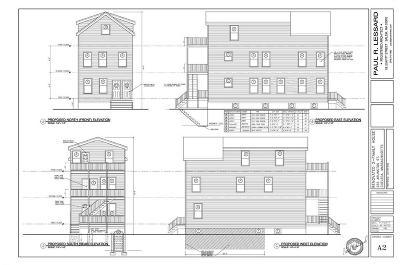 Multi Family Home New: 255 Arlington Street