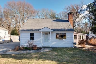Bourne Single Family Home For Sale: 46 Thorne Rd