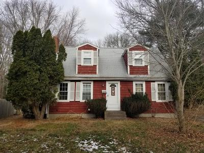Cohasset MA Single Family Home For Sale: $540,000