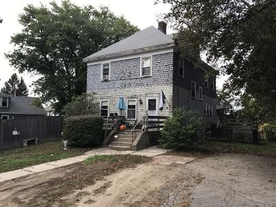 Stoughton Single Family Home Under Agreement: 92 Pleasant St